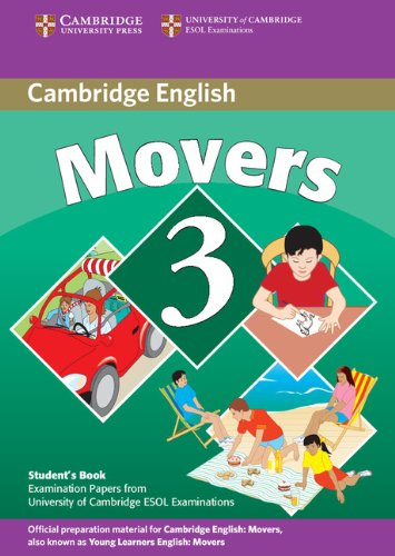 Cambridge young learners English tests