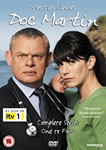 Doc Martin 1-4 [8 DVDs] [UK Import]