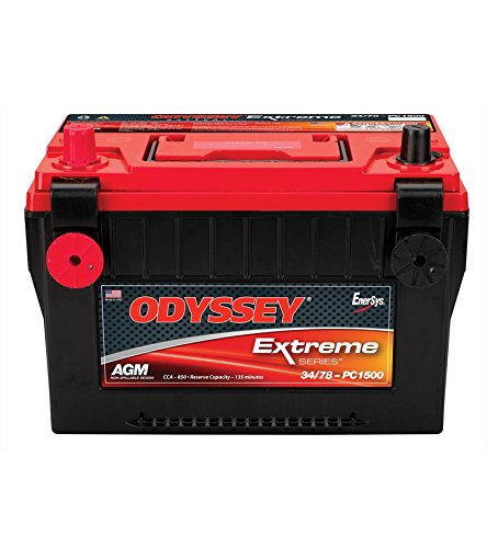ODYSSEY PC1500DT Batteria 12V 1500 Cranking Amps