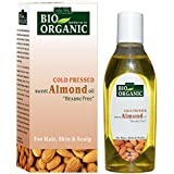 Indus Valley Cold Pressed Sweet Almond Oil -100 Ml