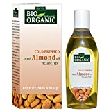 #8: Indus Valley Roghen Badam Sweet Almond Oil -100 ml