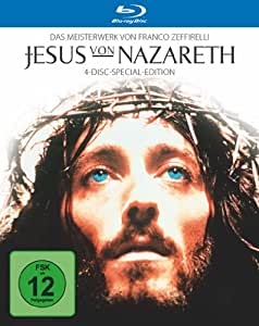 Jesus Of Nazareth : The Complete Miniseries (Blu-ray)