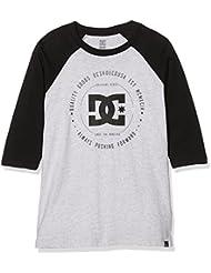 DC Shoes Rebuilt 2 3/4 Raglan Boy T-Shirt Garçon