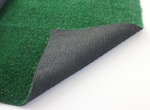Indoor/Outdoor Green Artificial Grass Turf Area Rug 6'x8'