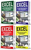 #6: Excel: 4 Books in 1- Bible of 4 Manuscripts in 1-Beginner's Guide+ Tips and Tricks+ Simple and Effective strategies+ Best Practices to learn Excel programming Efficiently