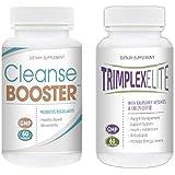 TRIMPLEX ELITE (60 Capsules) & CLEANSE BOOSTER (60 Capsules)