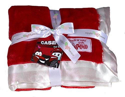 Case IH Red Baby Blanket by Case IH/International Harvester -