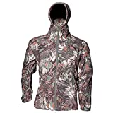 KPPONG 2018 Herren Winddicht Warm Outdoor Mantel Kapuzenjacke Sport Uniform SAMT Moving Camouflage Overalls Jacke