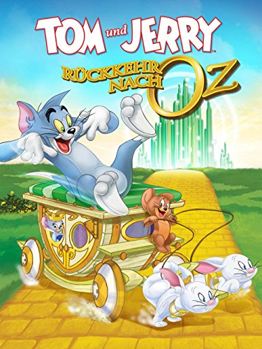 Tom & Jerry - Rückkehr nach Oz Cover