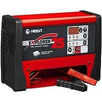 Helvi 99000080 Carica Batterie Explorer 25 12/24V 230V