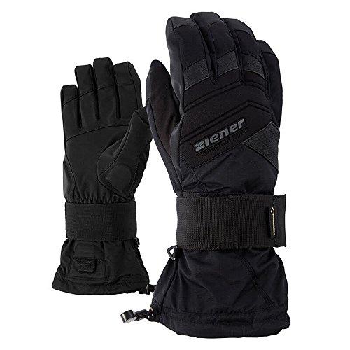 Ziener Unisex Medical GTX Handschuh Snowboard, Schwarz , 7.5 -