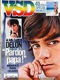 VSD [No 1823] du 02/08/2012 - ALAIN-FABIEN DELON - PARDON PAPA - 40 PAGES SPECIAL VACANCES