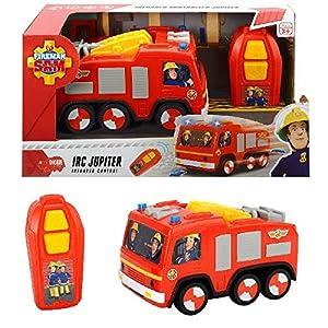 Dickie Toys 203093003 Camión Juguete de Control Remoto - Juguetes de Control Remoto (140 mm, Caja con Ventana)