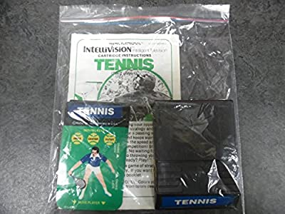 Tennis (Intellivision) from Mattel
