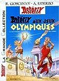 Astérix La Grande Collection - Astérix aux jeux olympiques - n°12 (French Edition) by Rene Goscinny (2008-08-15) - 15/08/2008