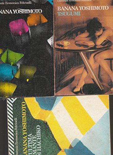 Tsugumi + L'ultima amante di Hachiko + N.P. (3 volumi)