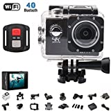 AUTOMATE 4K Sport Action Camera Ultra HD Camcorder 16MP WiFi Waterproof Camera 170