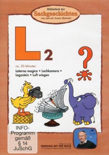 Bibliothek der Sachgeschichten - (L2) Laterna Magica, Lochkamera, Legostein, Luft wiegen