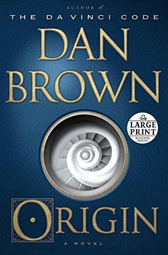 Origin - Large Print (Random House Large Print)