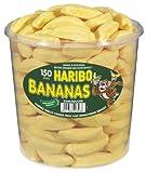 Haribo Bananas, 6er Pack (6 x 1.1 kg Dose)