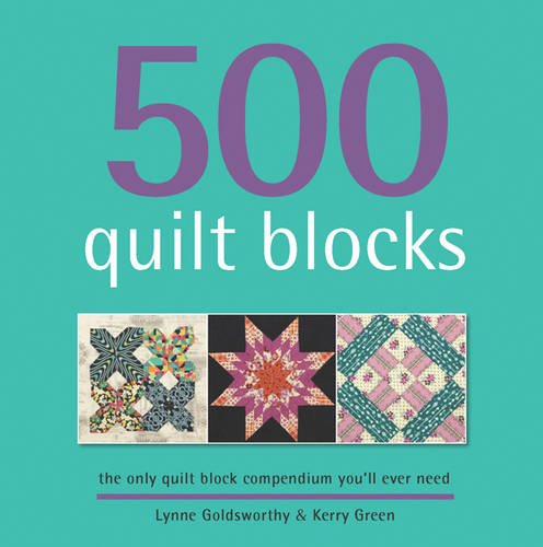 500 Quilt Blocks Cover Image