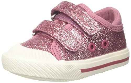 Chicco Galassia, Sneakers Bébé Fille Rose (Fuchsia 150)