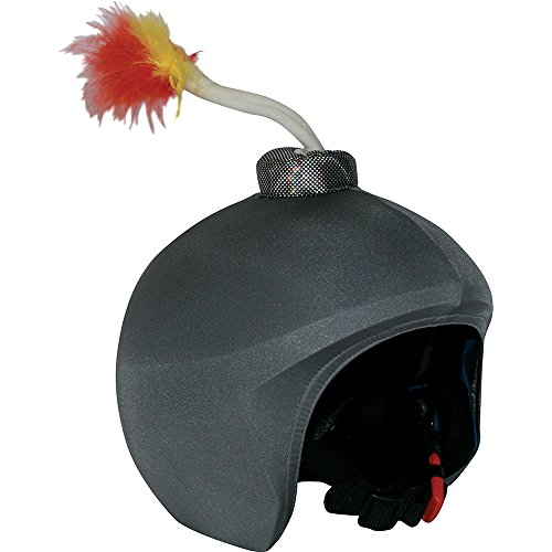 COOLCASC Show Time Bombe Couvre Casque Multicolore