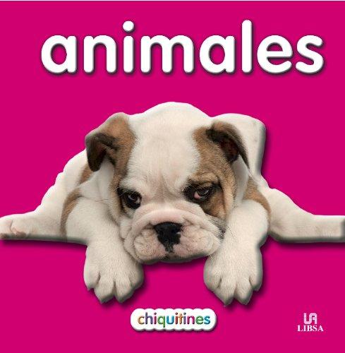 Animales (Chiquitines) por Equipo Editorial