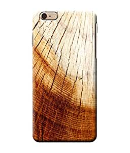 Be Awara Wood Trunk Side Designer Mobile Phone Case Back Cover For Apple iPhone 6S Plus
