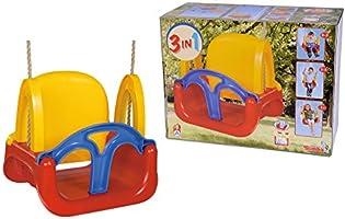 Altalena 3-in-1 per i bambini più piccoli, colori assortiti