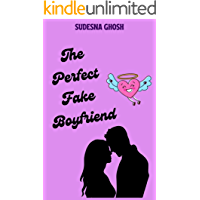 The Perfect Fake Boyfriend: A Feel-Good Romance Novella (Indian Romance)