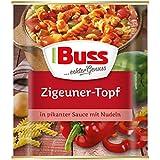 Buss Zigeunertopf in pikanter Sauce mit Nudeln, 800 g