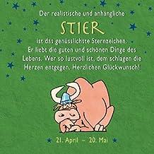Stier: Sternzeichenbücher