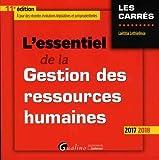 L'essentiel de la gestion des ressources humaines