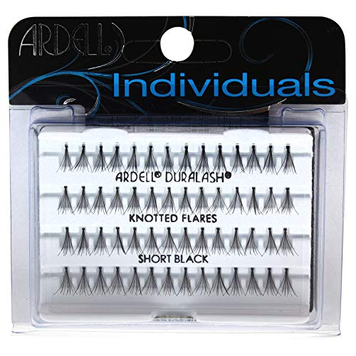 falsche wimpern einzeln Ardell Individuals, das Original, Short black, 1er Pack (1 x 56 Stück)