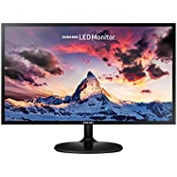 "Samsung S24F350F Ecran PC 24"" (54.61 cm)  (Full HD 1920x1080, 4ms, 16:9, VGA/HDMI) Noir"