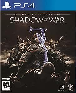 Middle-Earth: Shadow of War [Edizione: Regno Unito]