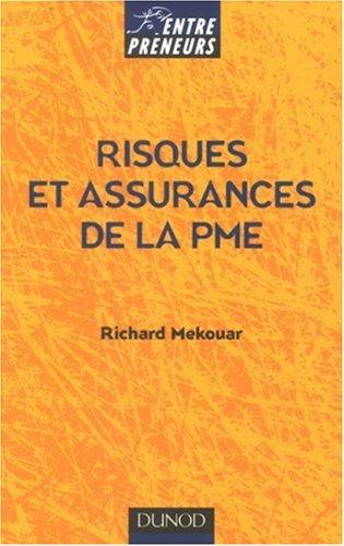 Risques et assurances de la PME