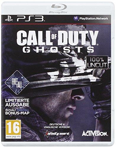 Activision Call of Duty: Ghosts Free Fall - Juego (PlayStation 3, RTS...