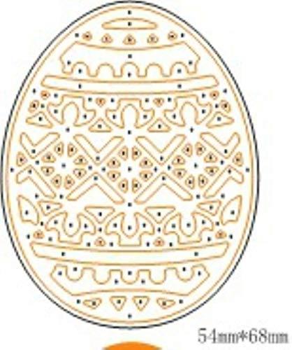 Simpatico Coniglietto Coniglio Pasquale Uovo di Pulcino Taglio di Metallo Muore Stencil per DIY Scrapbooking Decorazione di Pasqua Goffratura Craft Die Cut, H2218