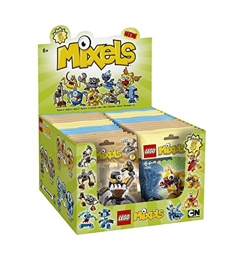 Preisvergleich Produktbild LEGO 6102139 - Mixels-Thekendisplay Serie 5 Juni 2015