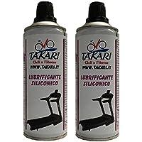 takari 2 Lubricante Spray Cinta de Correr 400 ML