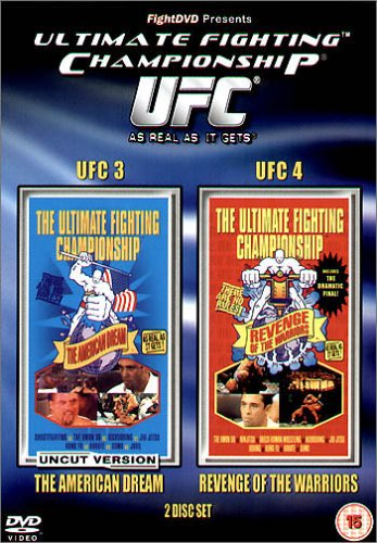 3 / Ultimate Fighting Championship 4