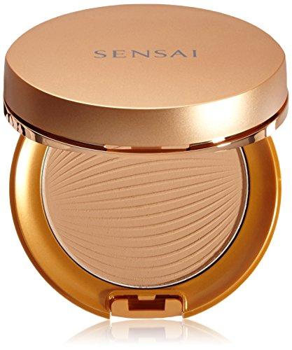 Sensai Silky Bronze femme/woman, Sun Protective Compact SPF30 Nr. SC01 Light, 1er Pack (1 x 9 g)