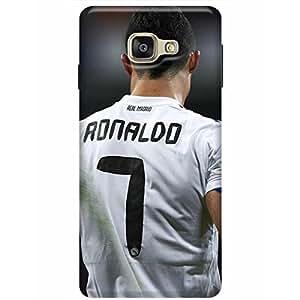 Samsung galaxy Note 3 Neo Printed back cover (soft back ) ronaldo