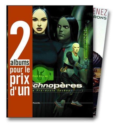 2 albums pour le prix d'1 : Les Technopères, tome 1 + La Caste des Méta-Barons, tome 1 en cadeau par (Album - Mar 6, 2001)