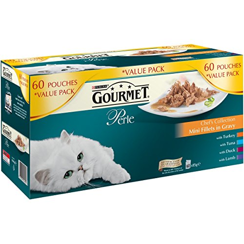 Purina Gourmet Perle Chef's Collection, 85g x 60 -