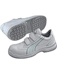 Puma Absolute Low le calzature di protezione colore bianco PU64045