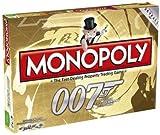 """Monopoly """"James Bond"""" Monopoly Board Game"""