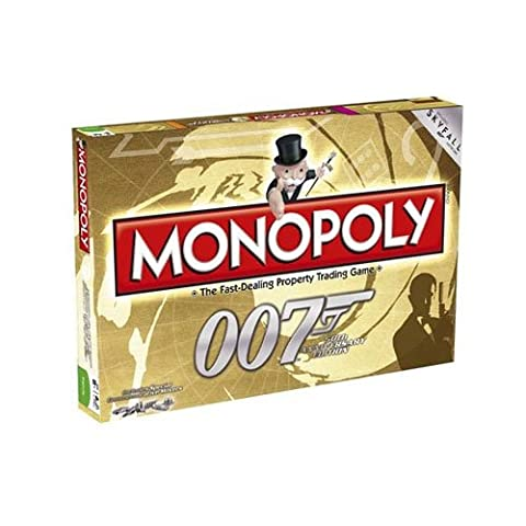 James Bond Monopoly Brettspiel